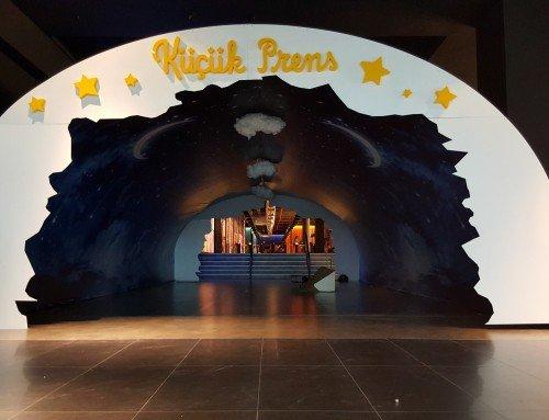 Küçük Prens Filminin Galasını Yaptık