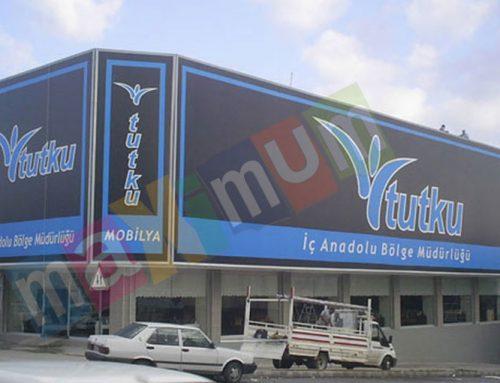 Cephe Reklam Kaplama
